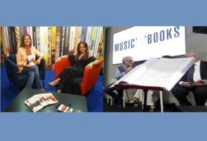 """AVELLA.La cittadina presente al""""Salone Internazionale del Libro""""a Torino."""